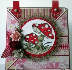 Welcome to Crafty Sentiments Designs: Criss Cross Card