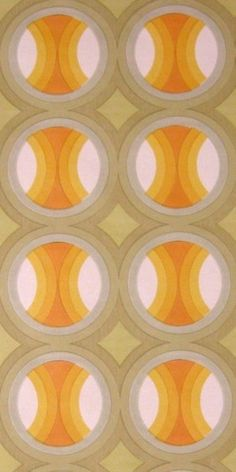 Tapete Intersecting Rings - Bild 1