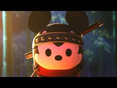 The newest Disney Tsum Tsum Video Short has been released in the US. The video short features Mickey, Donald and Tigger Tsum Tsums as they sneak into a booby-trapped castle, dressed as ninjas. Tsum Tsum Party, Disney Tsum Tsum, Short Film Stories, Disney Ducktales, Tsumtsum, Disney Junior, Dreamworks, Game Art, Pixar