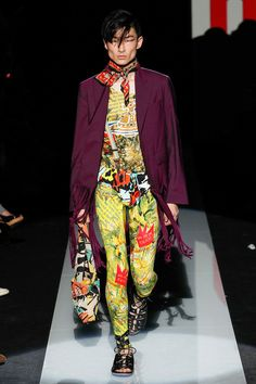 Vivienne Westwood | Spring 2015 Menswear Collection | Style.com