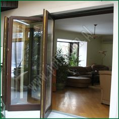 bifold exterior doors | Exterior Paint Grade French Triple ...
