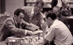 Tigran Petrosian vs Mikhail Tal