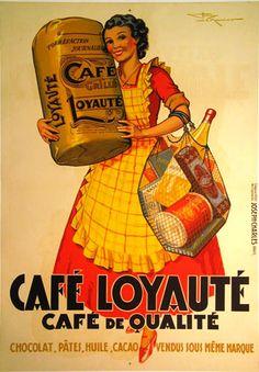 Café Loyauté -Lemonier