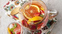 Pour on the fun with one of these refreshing big-batch beverages.