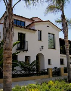 santa barbara spanish revival houses - Yahoo Image Search Results
