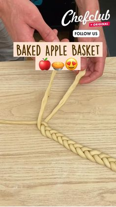 Fun Baking Recipes, Apple Recipes, Cooking Recipes, Yummy Snacks, Delicious Desserts, Yummy Food, Pie Dessert, Dessert Recipes, Cute Food