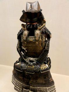 Yoroi – Historische japanische Rüstung eines Samurais, Nagoya Castle