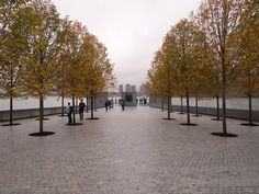 FDR Four Freedoms Park by archidose, via Flickr