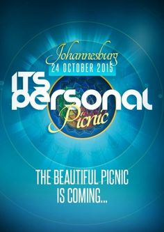 It's Personal Picnic 24 Oct 2015 Val Bonne Country Estate, Johannesburg Sell Tickets, Country Estate, Listening To Music, South Africa, Picnic, Events, Picnics, Picnic Foods