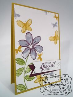 Stampin' Up! by Stampin Jacqueline: Garden in Bloom, deel 5