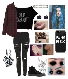 """""""We are the kings and the queens of the new broken scene, yeah we're alright though"""" by meganlindse ❤ liked on Polyvore featuring Topshop, Étoile Isabel Marant, Converse, Miss Selfridge and River Island"""