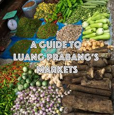 A guide to Luang Prabang's morning and night market in Laos