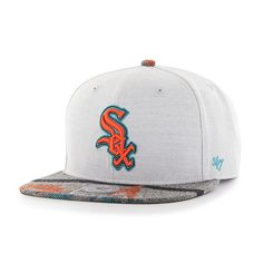 Chicago White Sox Armadillo Captain Gray 47 Brand Adjustable Hat - Great Prices And Fast Shipping at Detroit Game Gear Chicago Movie, Detroit Game, Cubs Hat, Armadillo, Chicago White Sox, Hat Making, Hats For Men, Winter Hats, Baseball Hats