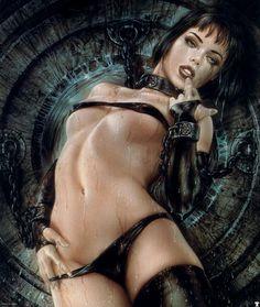 megapost mujeres de fantasía