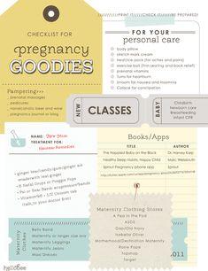 Pregnancy Goodies