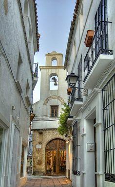 Marbella, Old Town, Spain
