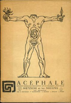 revue-acephale-georges-bataille-rodolphe-gauthier