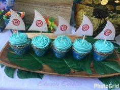 Moana  Birthday Party Ideas | Photo 1 of 11