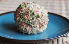 Loaded Bacon Cheese Ball