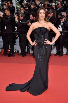 "Eva Longoria (Pamella Roland) ""Money Monster"" premiere - Cannes 2016"