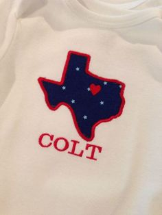 Loving Charlotte's Threads for super cute, personalized baby & toddler gifts!