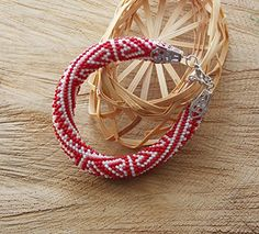 Valentine's day gift holiday red white heart bracelet striped love geometric jewelry be my valentine Sweetheart Women's Red Heart jewelry Vibrant, seductive, original bracelet with hearts. Great gift for a girl for any reason, not only on Valentine's Day. A remarkable sign of... more details available at https://perfect-gifts.bestselleroutlets.com/gifts-for-holidays/homemade/product-review-for-handmade-valentines-day-gift-holiday-red-white-heart-bracele/
