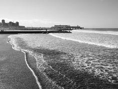 Mar del Plata - Provincia de Buenos Aires - Argentina Monochrome, Beach, Water, Outdoor, Mar Del Plata, Buenos Aires, Be Nice, Gripe Water, Outdoors