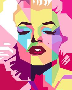 Marylin Monroe Poster by Ahmad Nusyirwan. All posters are professionally printed, packaged, and shipped within 3 - 4 business days. Choose from multiple sizes and hundreds of frame and mat options. Art Marylin Monroe Poster by Ahmad Nusyirwan Cuadros Pop Art, Art Sketches, Art Drawings, Marilyn Monroe Pop Art, Marylin Monroe Drawing, Marilyn Monroe Painting, Tableau Pop Art, Pop Art Decor, Wall Decor