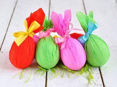 Безопасные идеи декора пасхальных яиц - Ярмарка Мастеров - ручная работа, handmade