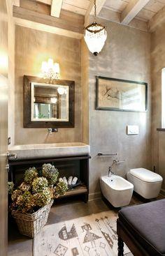 Bathroom   via Elixir Undicilandia