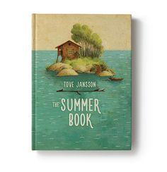 The Summer Book on Behance