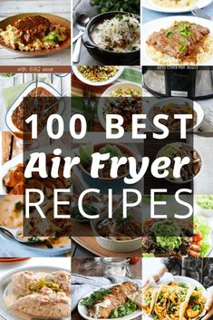 Great meals to make with an Air Fryer! I love all these creative and easy air fryer recipes for everything from air fryer whole chicken. Air Fryer Recipes Chicken Wings, Air Fryer Oven Recipes, Keto Recipes, Dinner Recipes, Cooking Recipes, Healthy Recipes, Cooking Tips, Delicious Recipes, Homemade Sausage Rolls