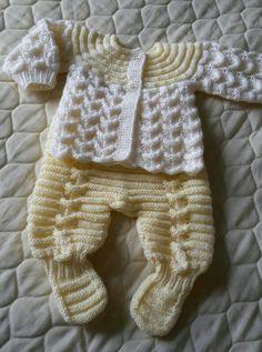 Conjunto para bebé de 0 - 3 meses