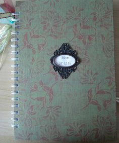 Scrapbook / journal / place to put little bits of my life.
