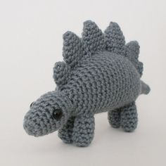 Mesmerizing Crochet an Amigurumi Rabbit Ideas. Lovely Crochet an Amigurumi Rabbit Ideas. Crochet Tools, Crochet Gifts, Cute Crochet, Crochet Projects, Knit Crochet, Crochet Dinosaur Patterns, Crochet Patterns, Crochet Instructions, Stuffed Toys Patterns