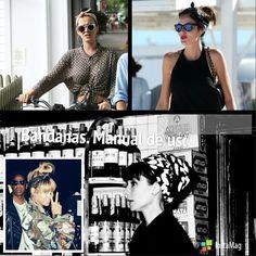 Bandanas. Manual de uso #emmetrend #fashionblogger #streetchic #streetstyle #bandanas #manualdeuso #vogue #trend #tendencias #fashion #blogger #foulard #style #moda
