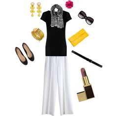 Classic Summer, created by fashion-771 on Polyvore