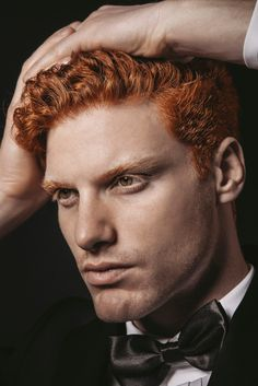for-redheads: Marc Goldfinger by Lee Faircloth (CleverPrime) Ah, lovely Marc shot by me. Very sweet guy. Hot Ginger Men, Ginger Boy, Ginger Hair, Red Hair Men, Redhead Men, Redhead Fashion, Chef D Oeuvre, Male Face, Hot Guys