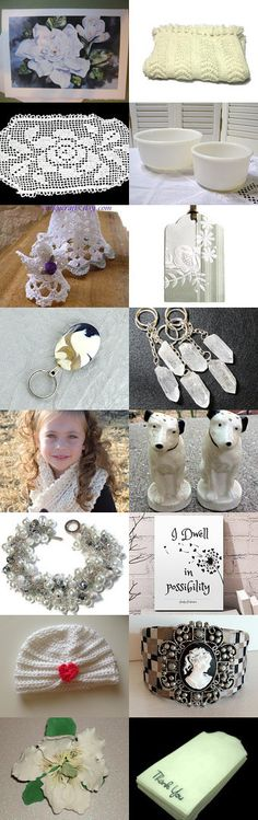 The Color of Perfection  by Linda on Etsy--Pinned with TreasuryPin.com