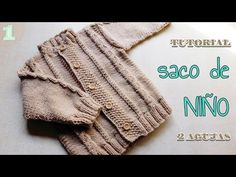 How to Crochet For Beginners Crochet Baby Blanket Tutorial, Crochet Baby Blanket Beginner, Crochet Stitches For Beginners, Crochet Videos, Baby Cardigan, Knitting For Kids, Baby Knitting, Lace Bolero Jacket, Reuse Old Clothes
