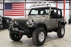 Image result for light khaki metallic jeep