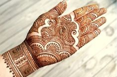 Rajasthani Mehndi Designs photos are present on this article. Rajasthani mehndi is also called as mirror reflecting art.