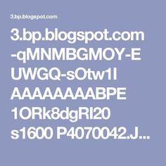 3.bp.blogspot.com -qMNMBGMOY-E UWGQ-sOtw1I AAAAAAAABPE 1ORk8dgRI20 s1600 P4070042.JPG