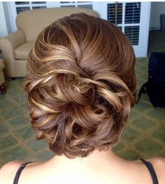 Another pretty updo! -