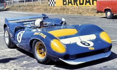 Mark Donohue - 1967 Lola T70 Mark 3 by prorallypix, via Flickr