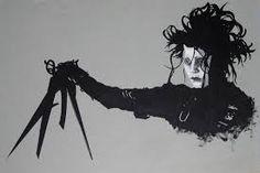 Resultado de imagen de tim burton edward scissorhands