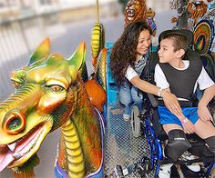 Vacations Great for Special-Needs Kids (via Parents.com) Morgan's Wonderland, Autism of the Seas, Smugglers Notch and more