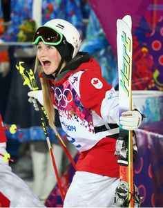 Justine Dufour-Lapointe, I adore her!
