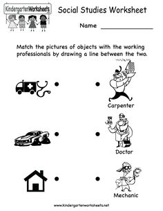 social studies worksheets and activities on
