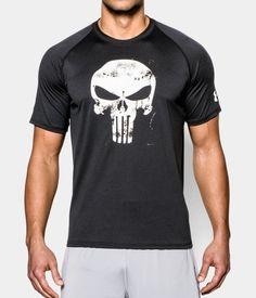 "Chris Kyle ""punisher"" under armor t-shirt"